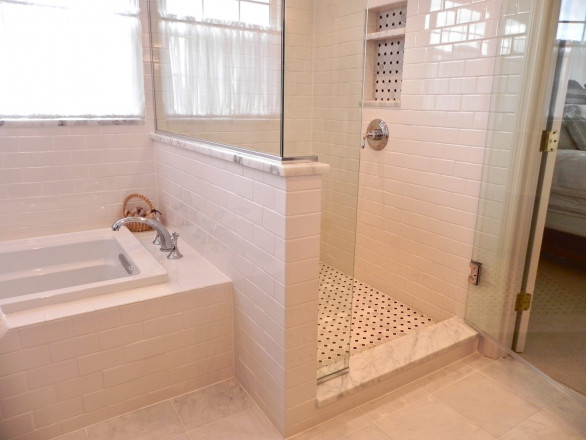 Master Bathroom Remodel - Fishers, IN - Phelan