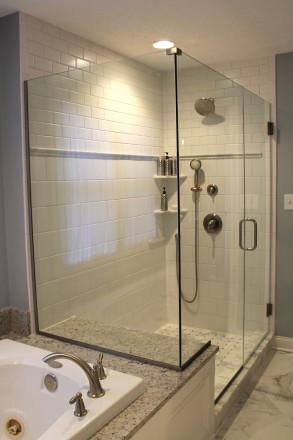 Master Bathroom Renovation - Fishers, IN - Rankin