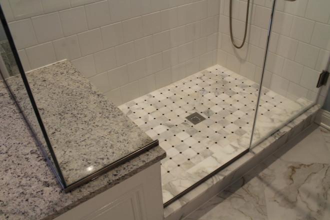 shower floor tile - Fishers, IN - Rankin
