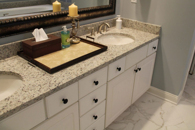 vanities bathroom - Fishers, Indiana - Rankin