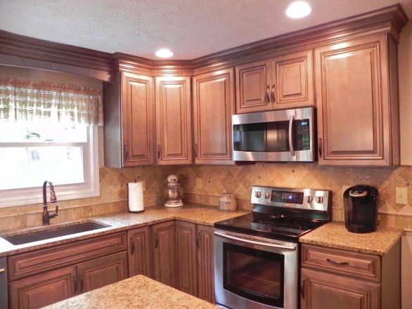 Kitchen Remodel - Fishers, Indiana - Hibshman