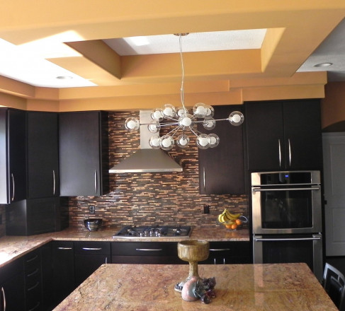 kitchen design - McCordsville, indiana - nix