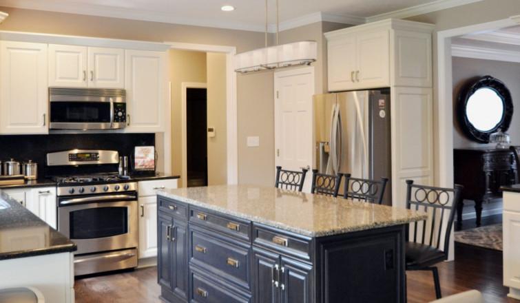 kitchen remodel - Zionsville, Indiana - Kaehler
