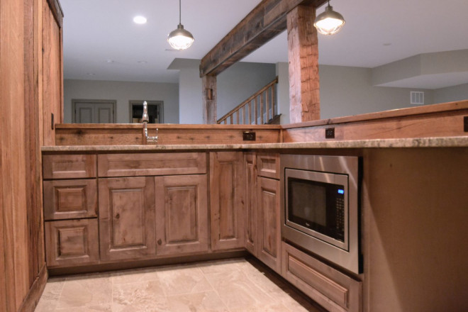 kitchen cabinets - Westfield, Indiana - Hearth & Stone Spec Home