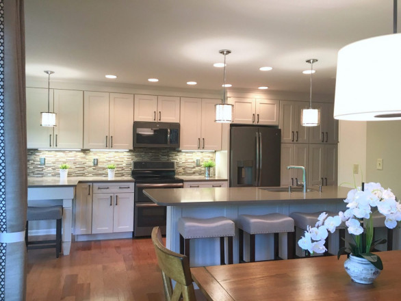 Kitchen Transformation Remodel - Indianapolis, IN - Radliff