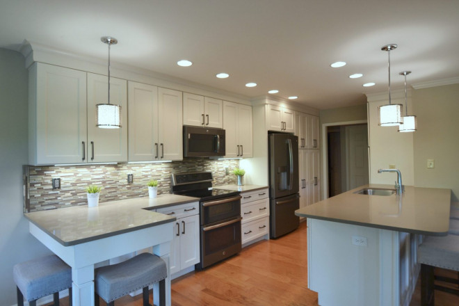 kitchen renovation - Indianapolis, Indiana - Radliff