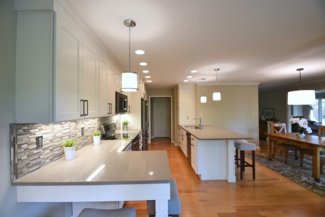 kitchen hardwood flooring - Indianapolis, IN - Radliff
