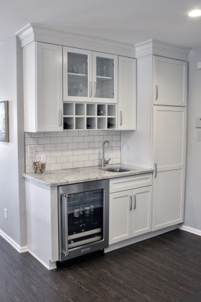 kitchen cabinets white - Indianapolis, IN - Cromer