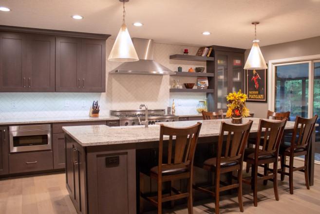 kitchen lighting - Carmel, IN - Mallon