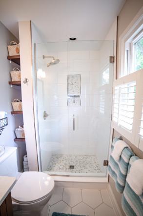 Bathroom Remodel - Noblesville, IN - King