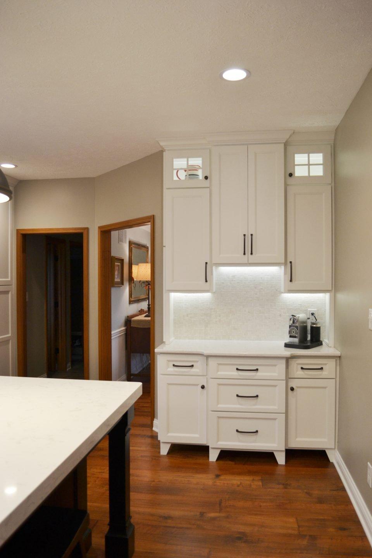 Baker Kitchen Remodel Carmel - ACo