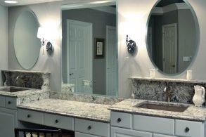 Clark Bathroom Remodel Carmel