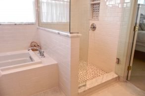 Phelan Master Bathroom Remodel Fishers