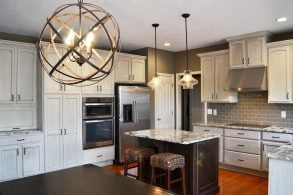 Murphy Kitchen and Basement Bar Remodel Zionsville