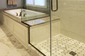 Rankin Master Bathroom Remodel Fishers