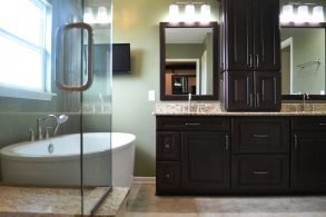 Sorge Bathroom and Closet Remodel Zionsville