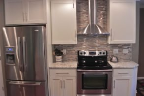 Choosing the Color For Cabinets & Appliances