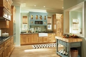 What is Semi-Custom Cabinetry?