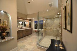 Hanson Master Bathroom Remodel Carmel