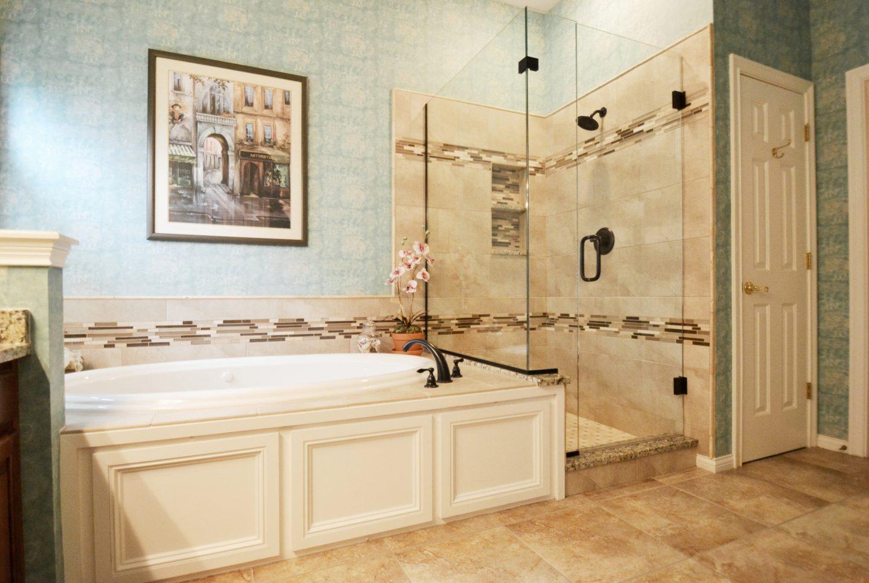 Stein Master Bathroom Carmel Aco