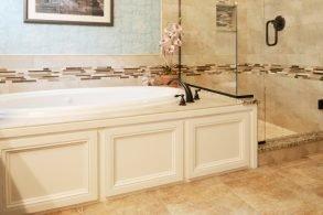 Stein Master Bathroom Carmel