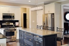 Kaehler Kitchen and Master Bathroom Zionsville