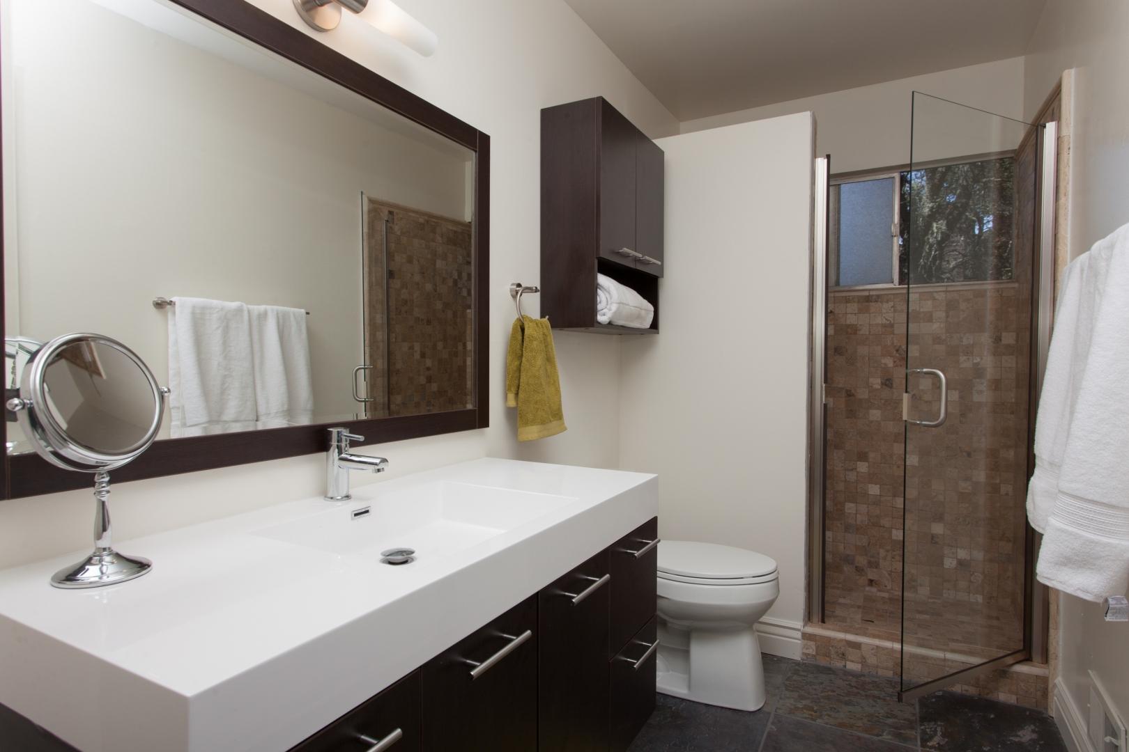 Eco-Friendly Bathroom
