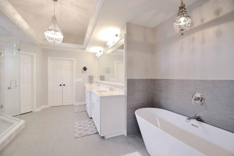 Basil Master Bathroom Remodel Carmel Aco