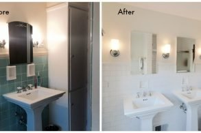 1930s Master Bathroom Remodel: Before and After