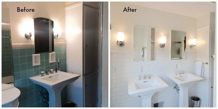 Updated Bathroom Fixtures