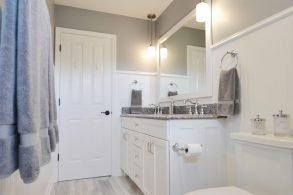 Shrack Hall Bathroom Remodel Fishers