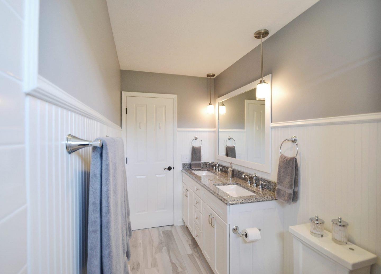 Shrack Hall Bathroom Remodel Fishers ACo - Bathroom remodel fishers in