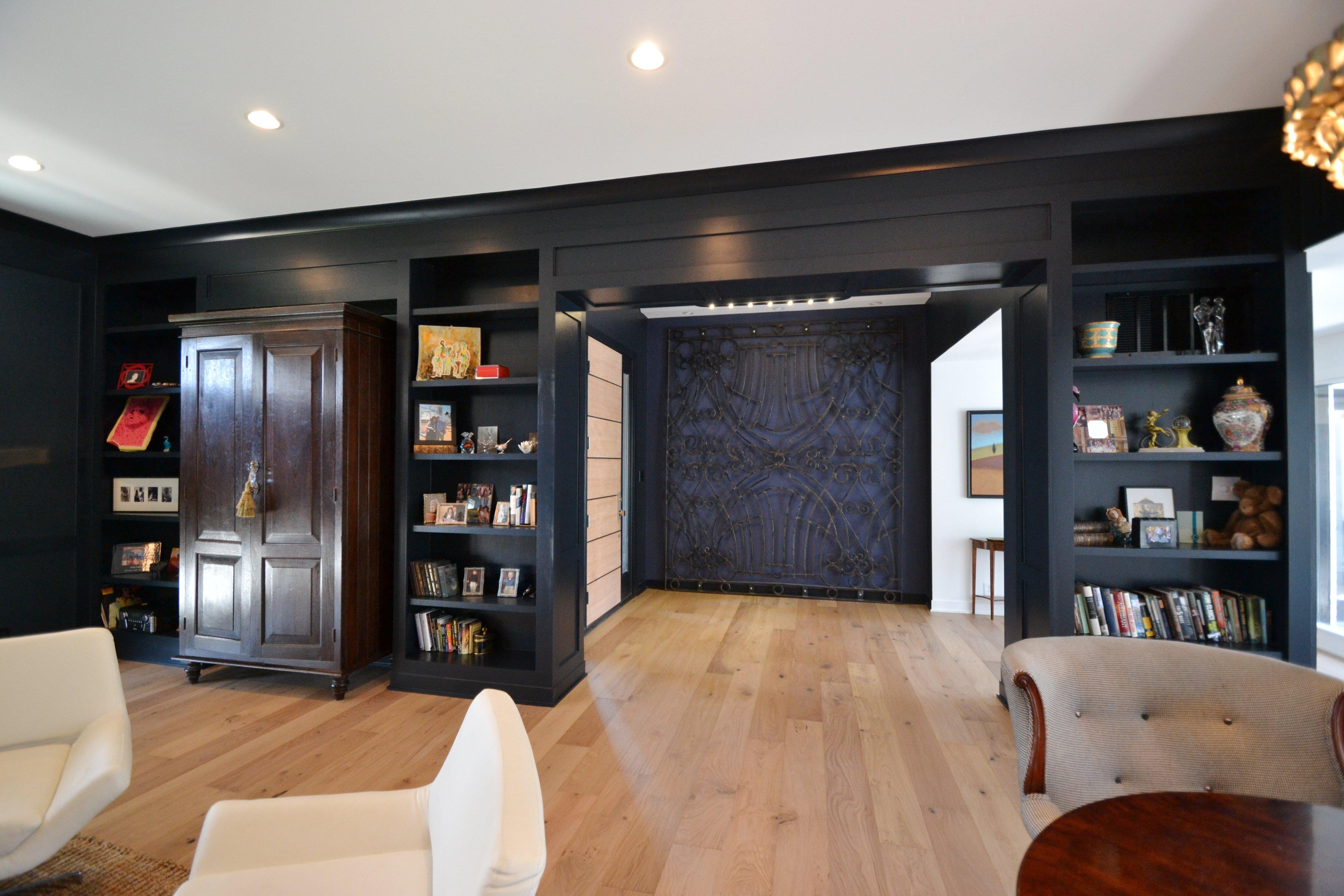 O'sullivan remodel project in Carmel Indiana