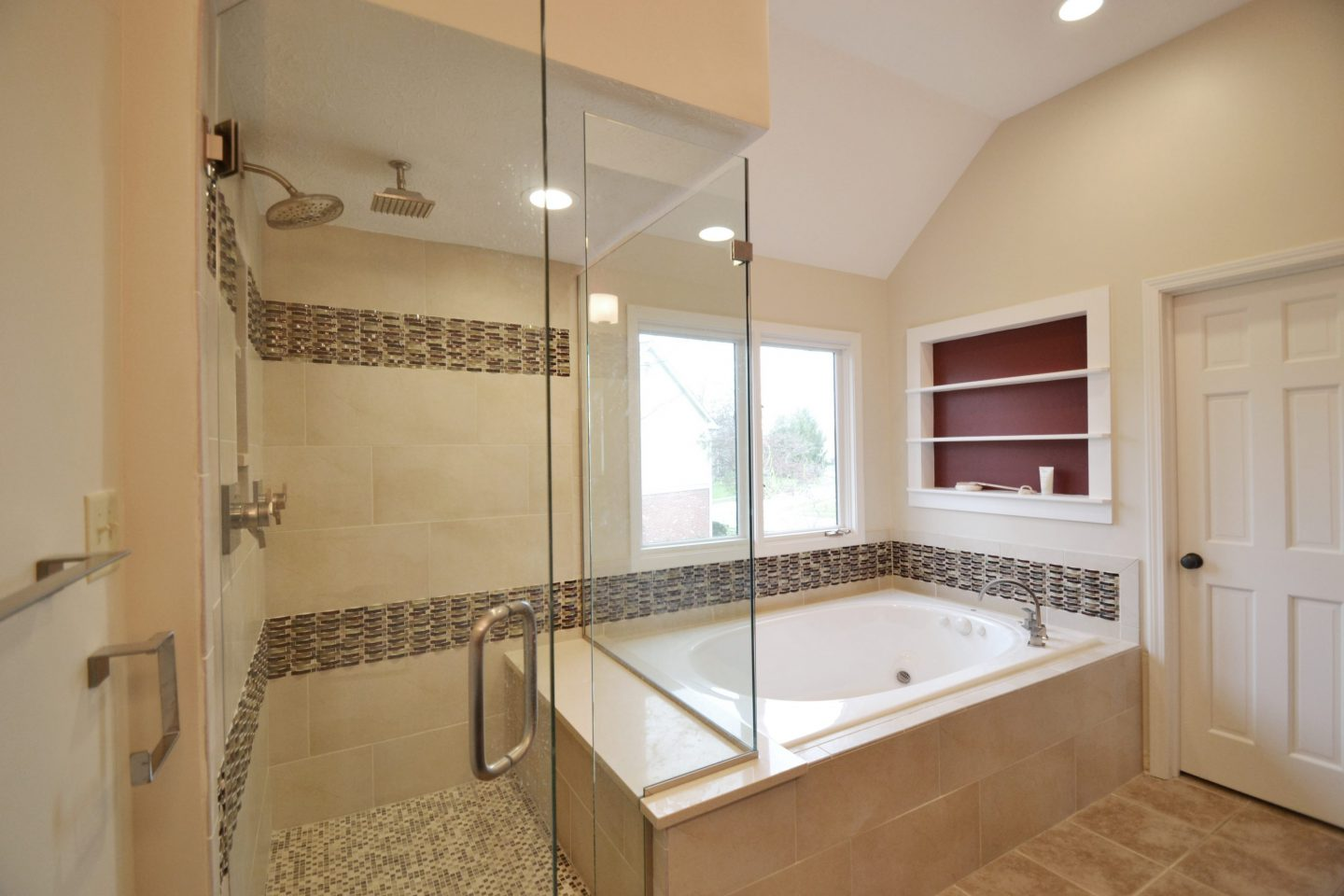 The James Master Bathroom Remodel Carmel Aco