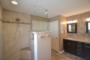 Coleman Bathroom Remodel Indianapolis