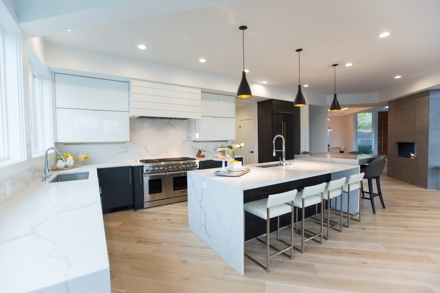 Sea Star Kitchen Remodel Fishers Before And After Photos Aco