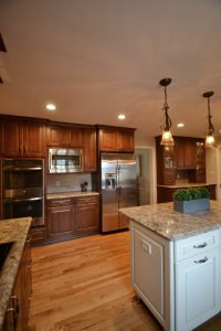 Traditional Carmel Kitchen