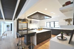 Flat Panel Kitchen Cabinet Door Style