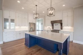 Cabinetry & Flooring for Executive Homes/MB Designs