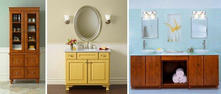 Designing a Vanity