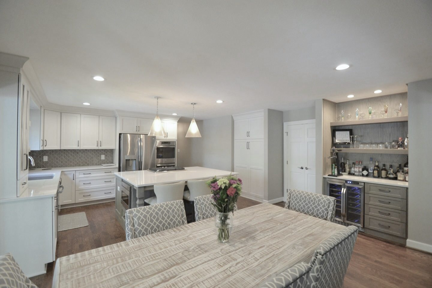 Mullins Kitchen Remodel Before And After Photos Carmel Aco