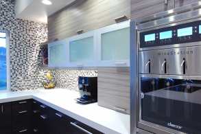 Making a Modern Kitchen
