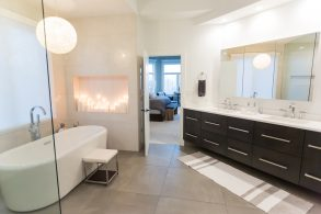 Sea Star Master Bathroom Remodel Fishers (Before & After Photos)