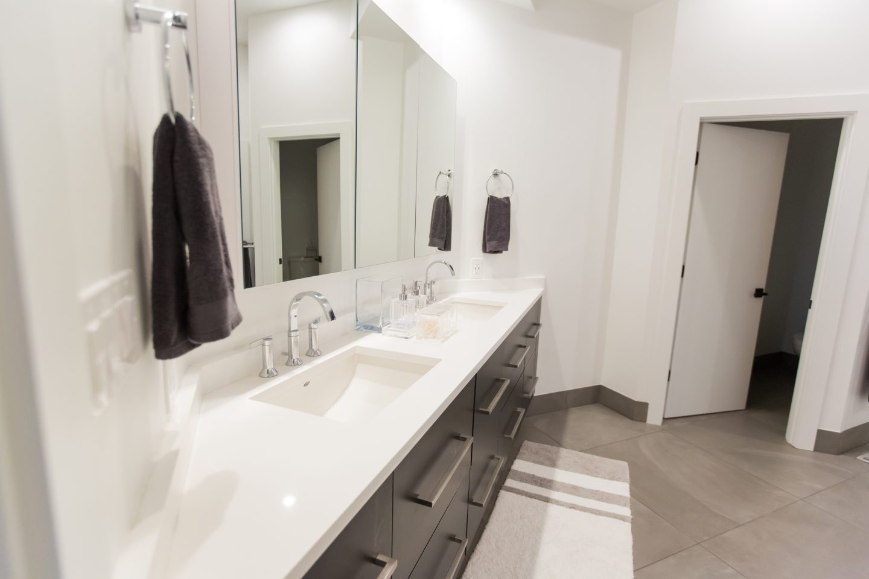 Sea Star Master Bathroom Remodel Fishers Before After Photos ACo - Bathroom remodel fishers in