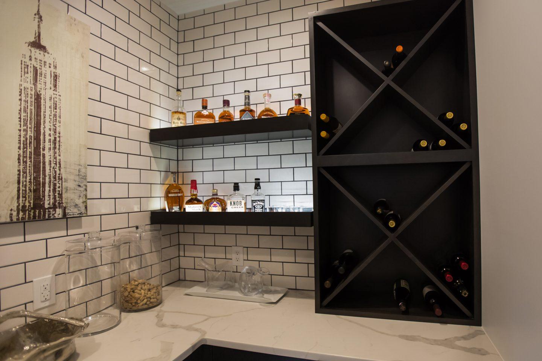 Before After Photos Sea Star Basement Bar Amp Wine Bourbon