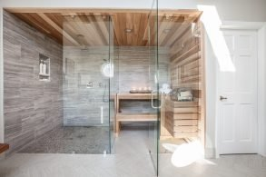 """Blue Ribbon Project"" – Ramsey Master Bathroom Remodel"