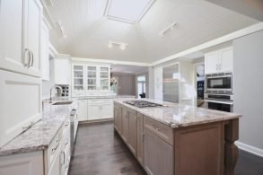 Drab to Fab – Kitchen, Bath and Laundry Room Remodel