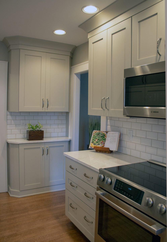 Warrick Kitchen Remodel - Indianapolis - ACo
