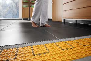 Low Down On Radiant Heated Floors