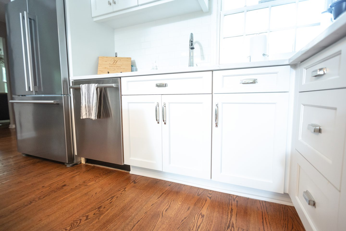 Higgins Kitchen Remodel Indianapolis Aco